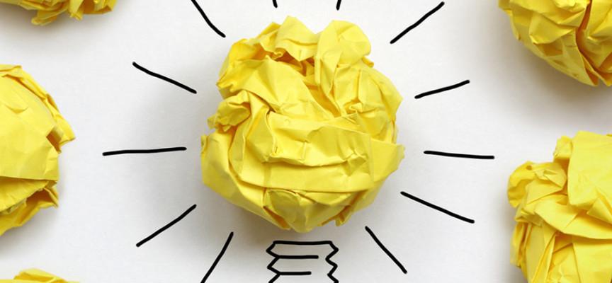 Cum să fii creativ: trei metode pe care te poți baza fără să greșești