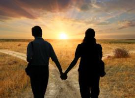 Un cuplu, două căi spirituale